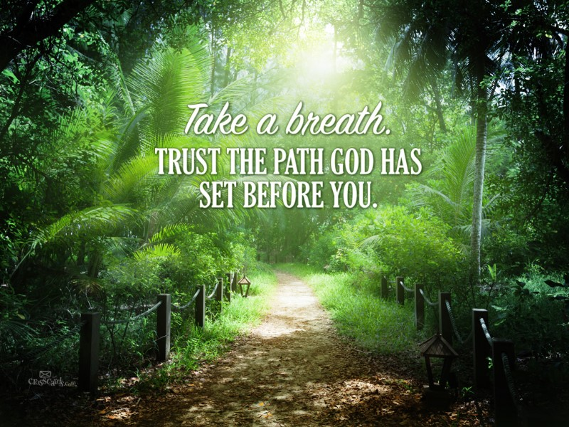 Spiritual Direction, go the correct way: towards Jesus