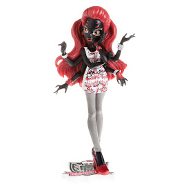 Monster High RBA Wydowna Spider Magazine Figure Figure