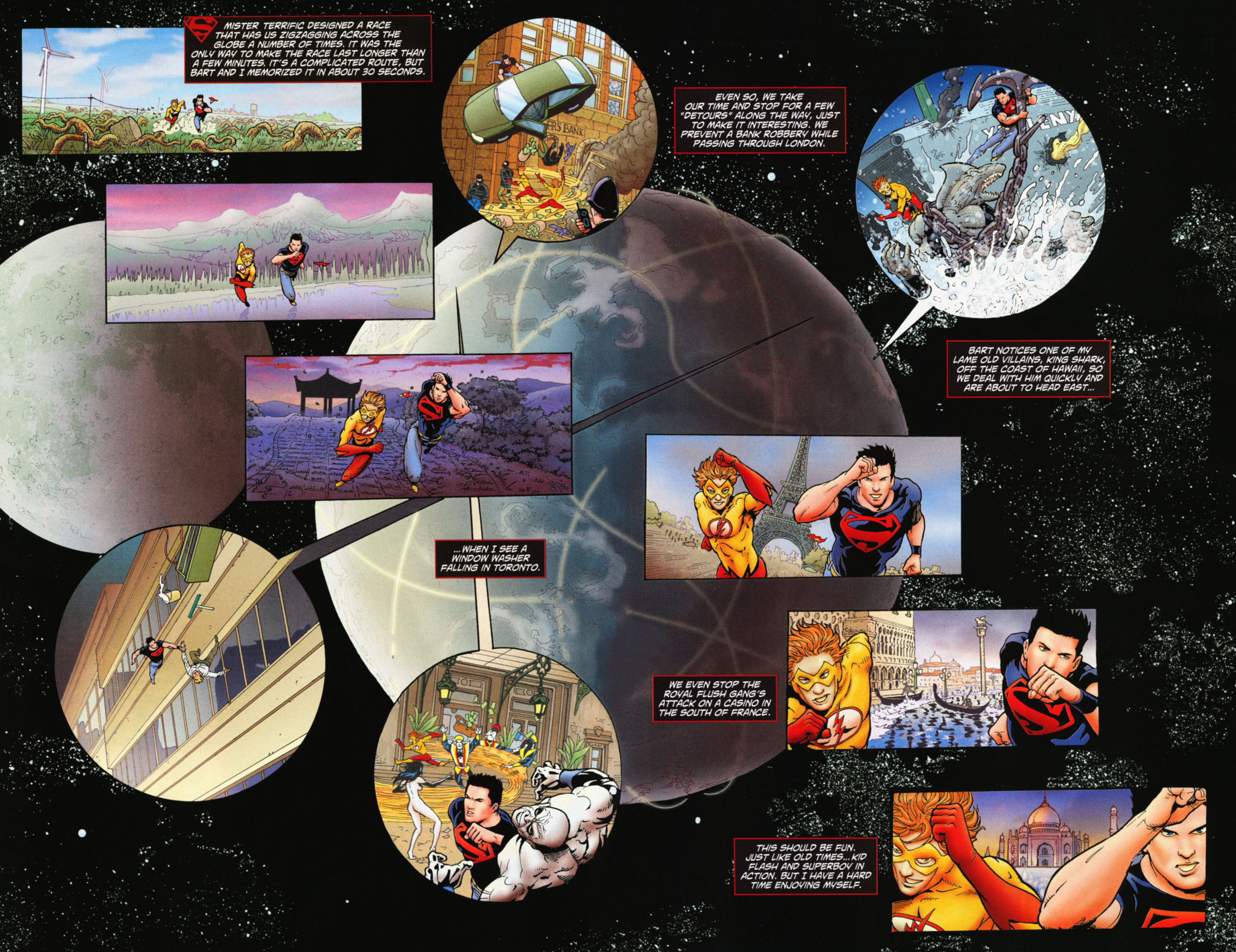 Superboy [I] Issue #5 #5 - English 14