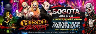 Poster 1 EL CIRCO DEL TERROR 2018