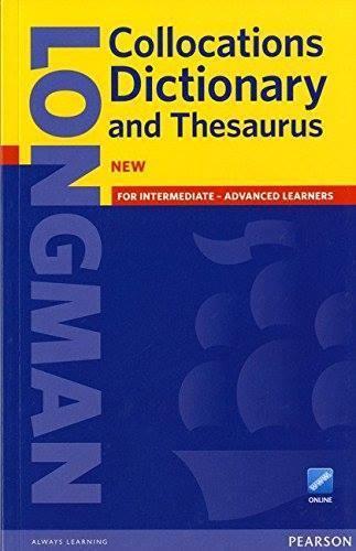 Longman Collocation Thesaurus Dictionary longman dic.png