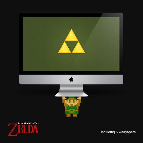 Ninjapixel Blog Wallpaper De The Legend Of Zelda