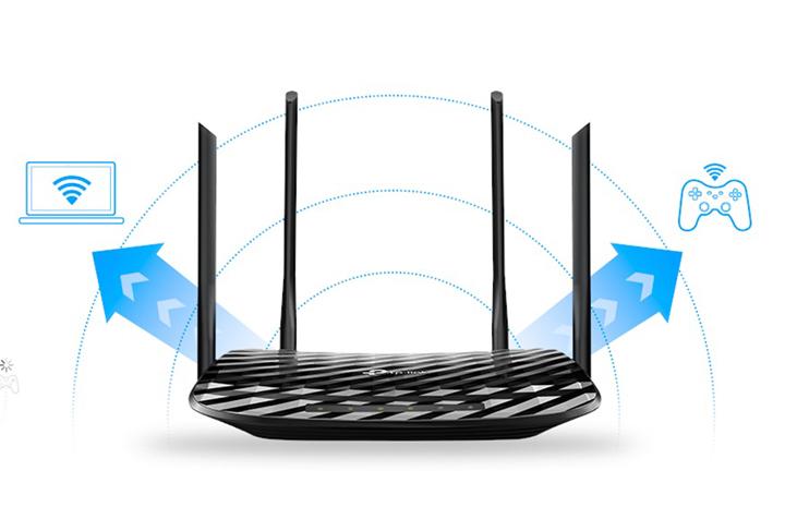 Archer A6 Gigabit Router Unifi