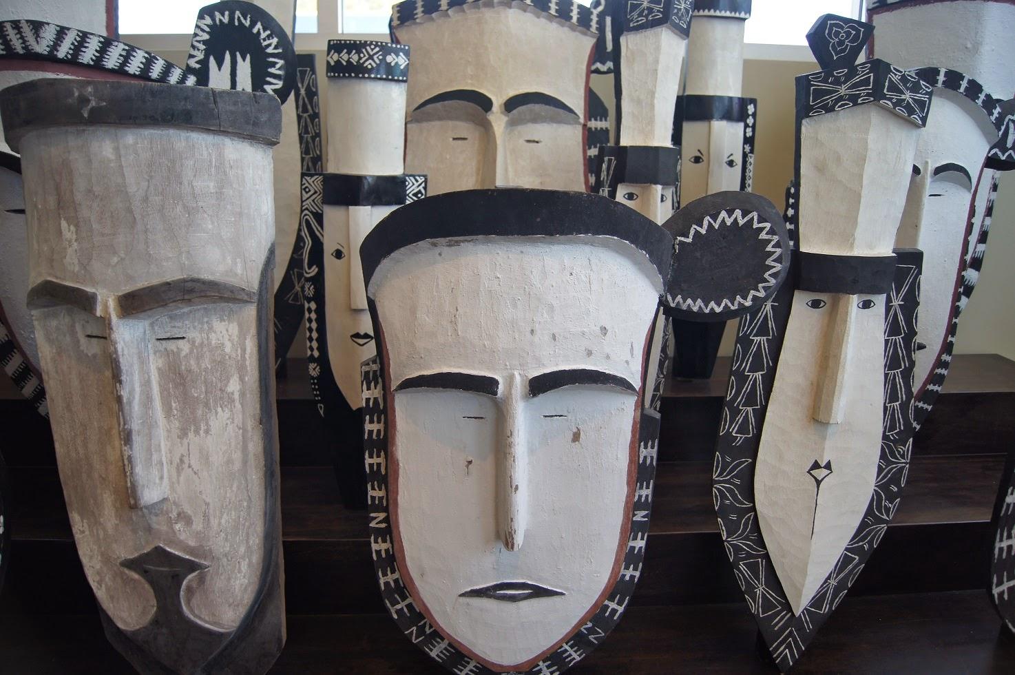 Mimi S Suitcase Pacific Island Ethnic Art Museum