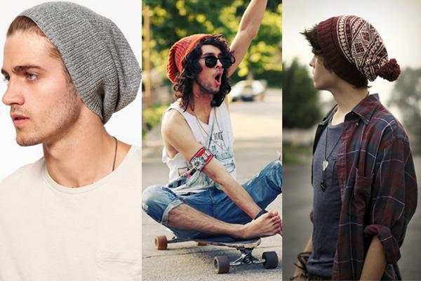Macho Moda - Blog de Moda Masculina  Toucas Caidinhas 02197398ebb