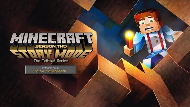 تحديد تاريخ إصدار الحلقة الرابعة للعبة Minecraft Story Mode Season Two