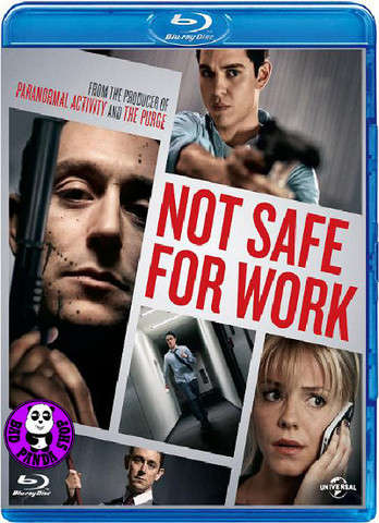 Not Safe For Work 2014 Dual Audio Hindi 350MB BluRay 480p x264