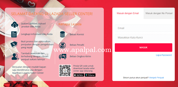 Cara Upload Produk di Lazada Seller Center