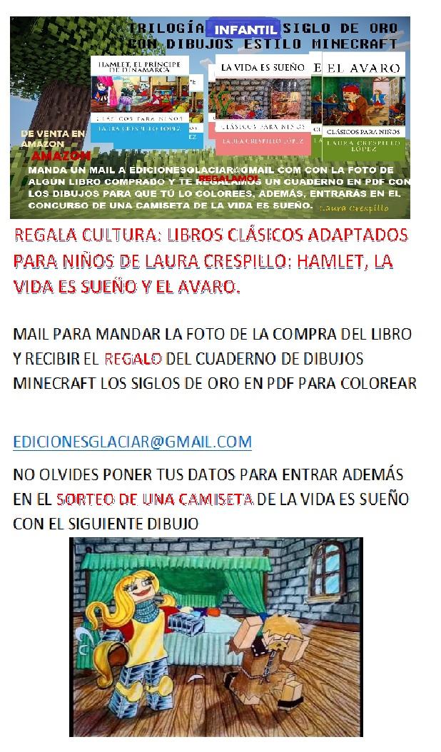 TRILOGÍA CLÁSICA PARA NIÑOS: HAMLET, LA VIDA ES SUEÑO Y EL AVARO ...