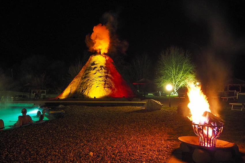 Rogner Bad Blumau Vulkania
