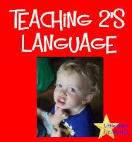 teaching toddlers language