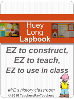 https://www.teacherspayteachers.com/Product/LOUISIANA-Huey-P-Long-Lapbook-2496902