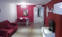chalet en venta calle vinaroz castellon salon