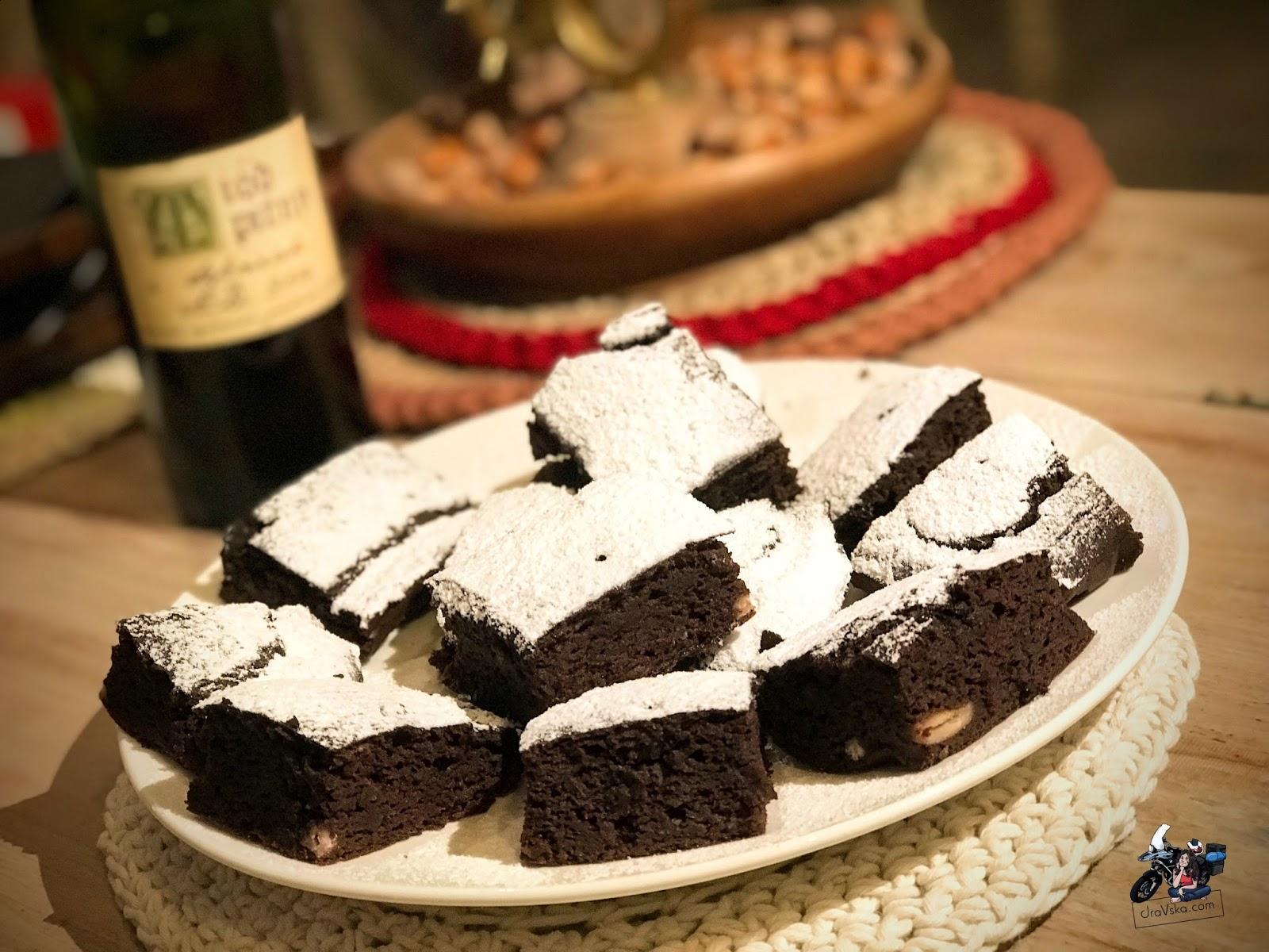 FIT czekoladowe ciasto z fasoli - lajcikowe ciasto fasolowe