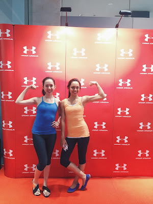 under armour international women's day