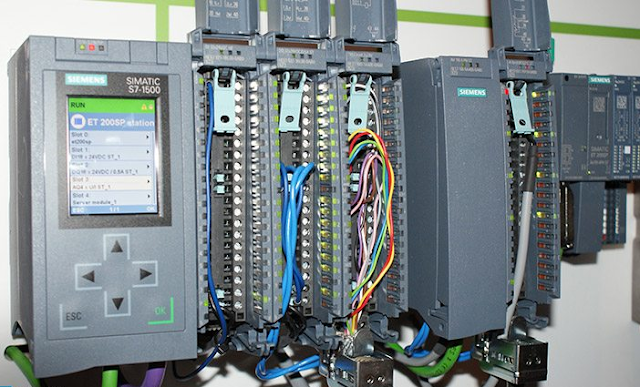 Siemens Plc Simatic S7-1500