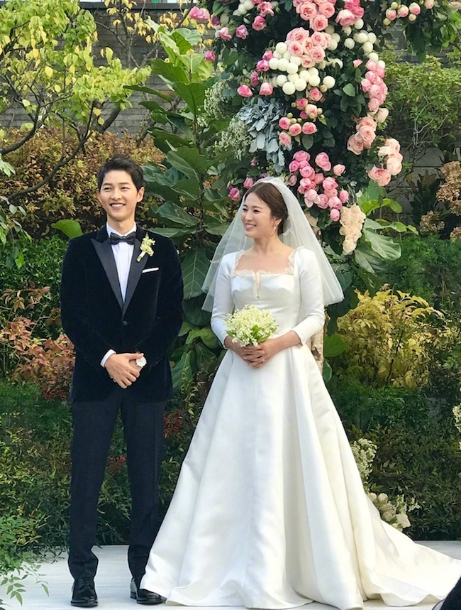 Wedding Dress Song 1 Fabulous Song Hye Kyo u
