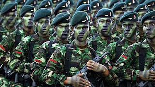 Pebandingan Militer Indonesia dan Militer Israel