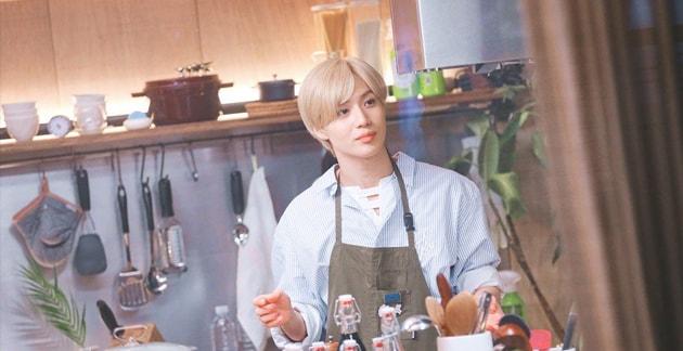 """Taemin de SHINee descubrió por primera vez lo que es cocinar para otros en """"Everyone's Kitchen"""""""