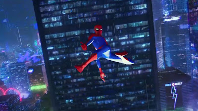 spider man into the spider verse widescreen pictures
