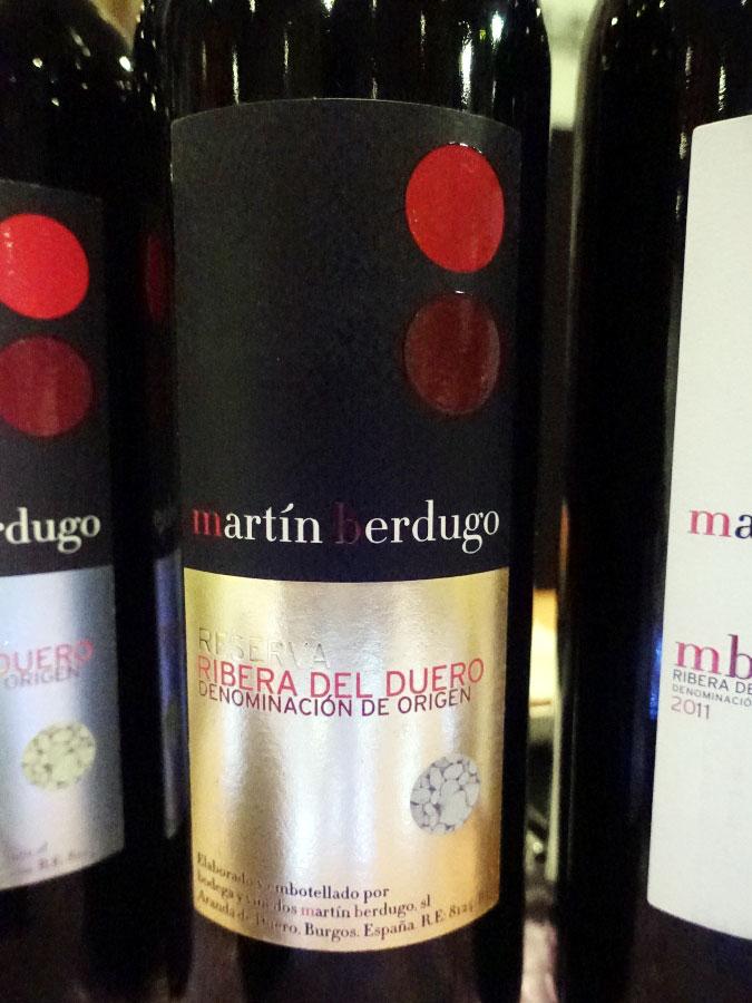 Martin Berdugo Reserva 2010 (91 pts)