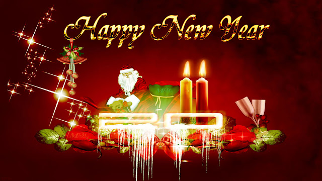 Top 10 Happy New Year 2016 HD Wallpaper