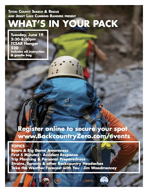 http://www.backcountryzero.com/events/2018/6/19/whats-in-your-pack-class