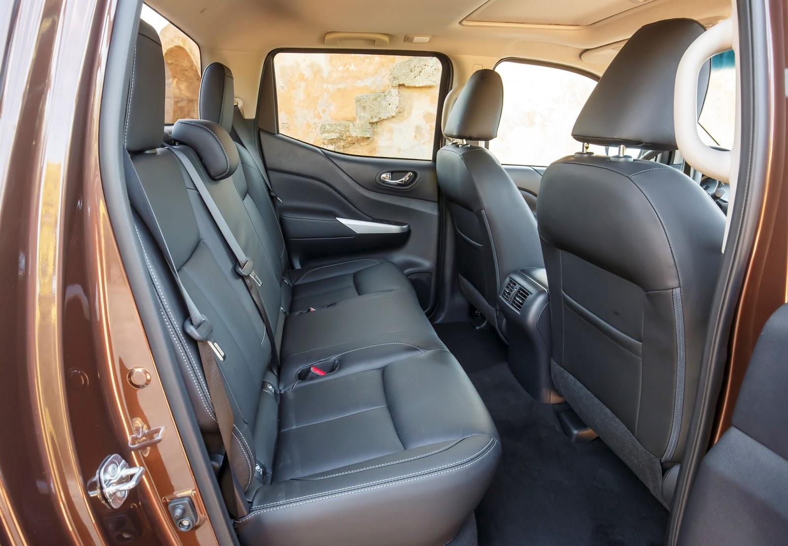 139513 1 5 Το νέο Nissan NP300 NAVARA ήρθε στη χώρα μας για σκληρή δουλειά και από 26.090€ Nissan, Nissan NP300 Navara, Pick-up