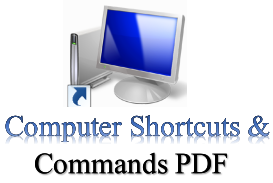 ms office word, excel, power point shortcuts key and Unix/linux, ms