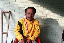 Dua Penyandang Disabilitas Kota Bima Sabet Dua Medali