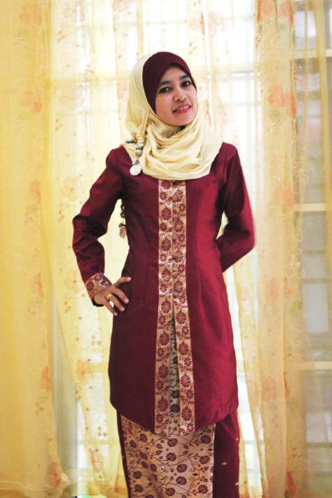 10 Model Baju Songket Terbaru Cantik Wajib Dicheck