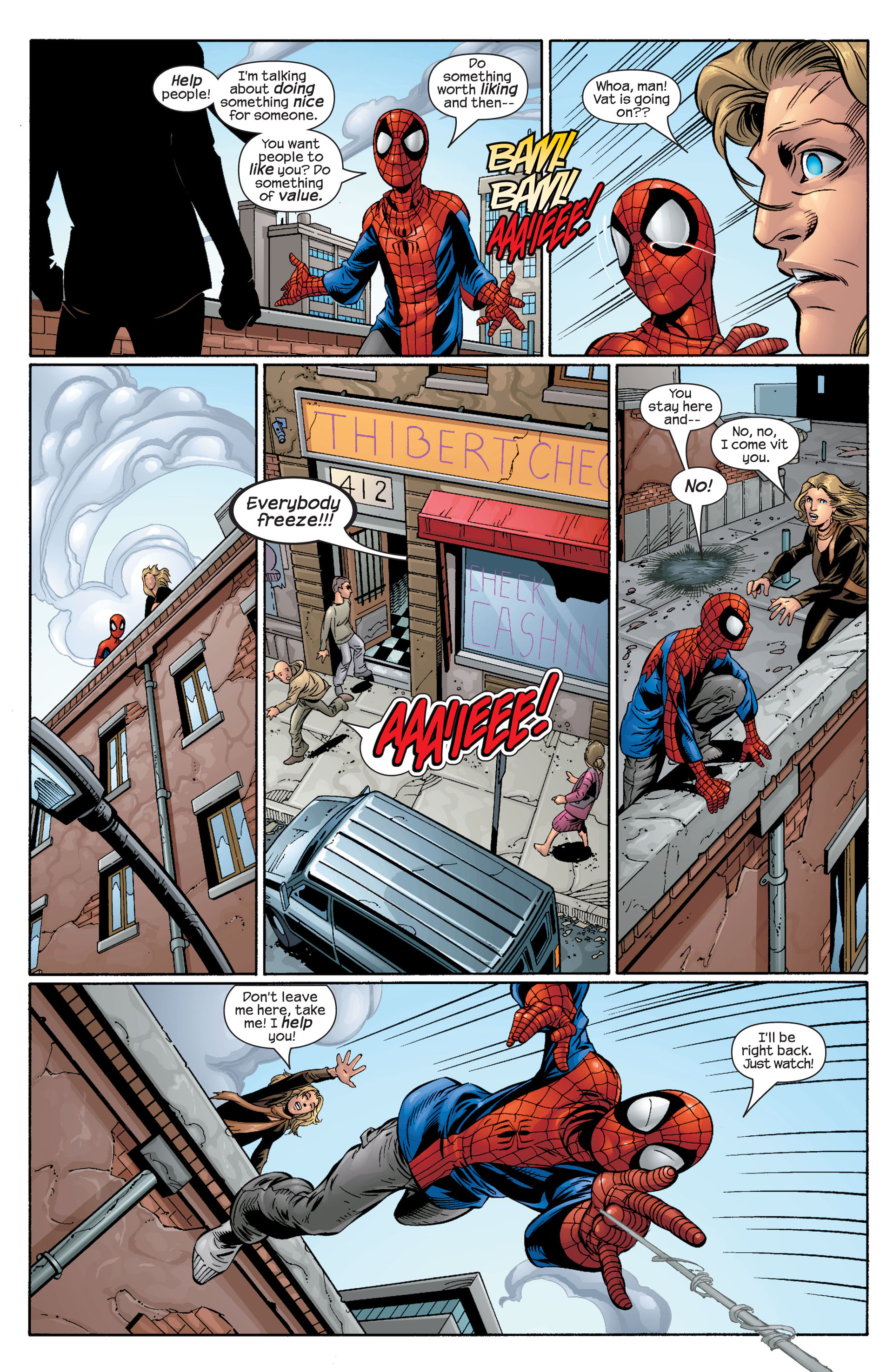 Read online Ultimate Spider-Man (2000) comic -  Issue #42 - 15