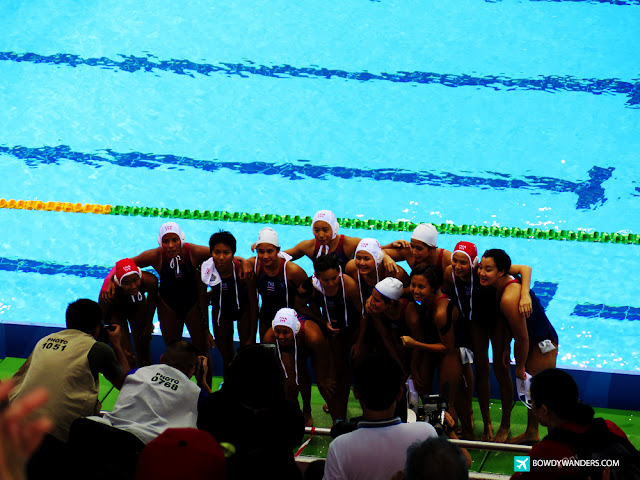 bowdywanders.com Singapore Travel Blog Philippines Photo :: Singapore :: 28th SEA Games, Singapore 2015: Why It's Better To Watch It Live