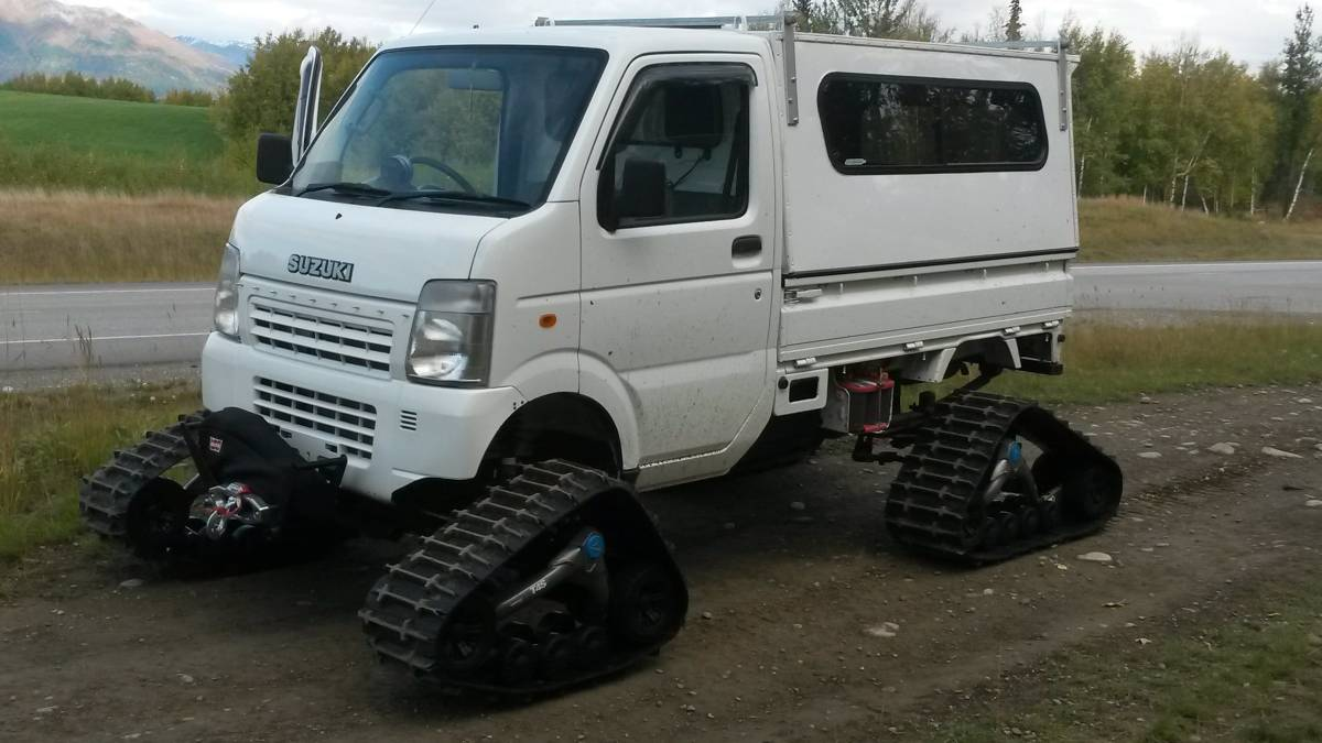 Suzuki Japanese Mini Truck