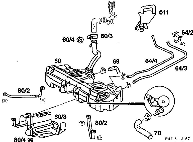 Mercedes C180: Блог автовладельцев: Топливный бак
