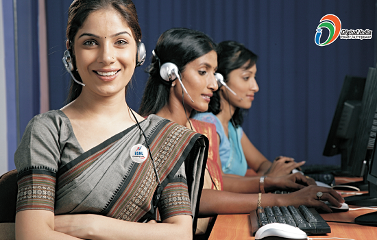 BSNL to boost Enterprise Business, Opened dedicated Enterprise Business Enquiry Call Centre 1800 425 7007