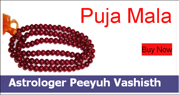puja mala supplier
