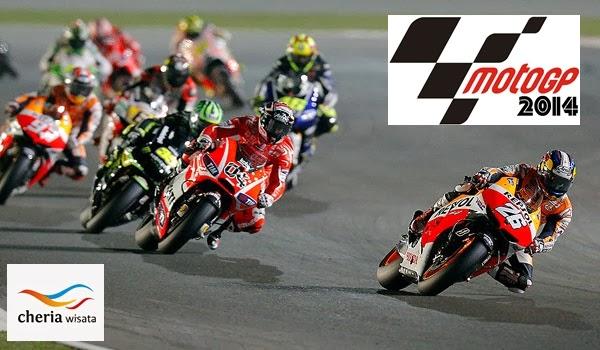 Paket Tour Nonton MotoGP Sepang Malaysia 2014