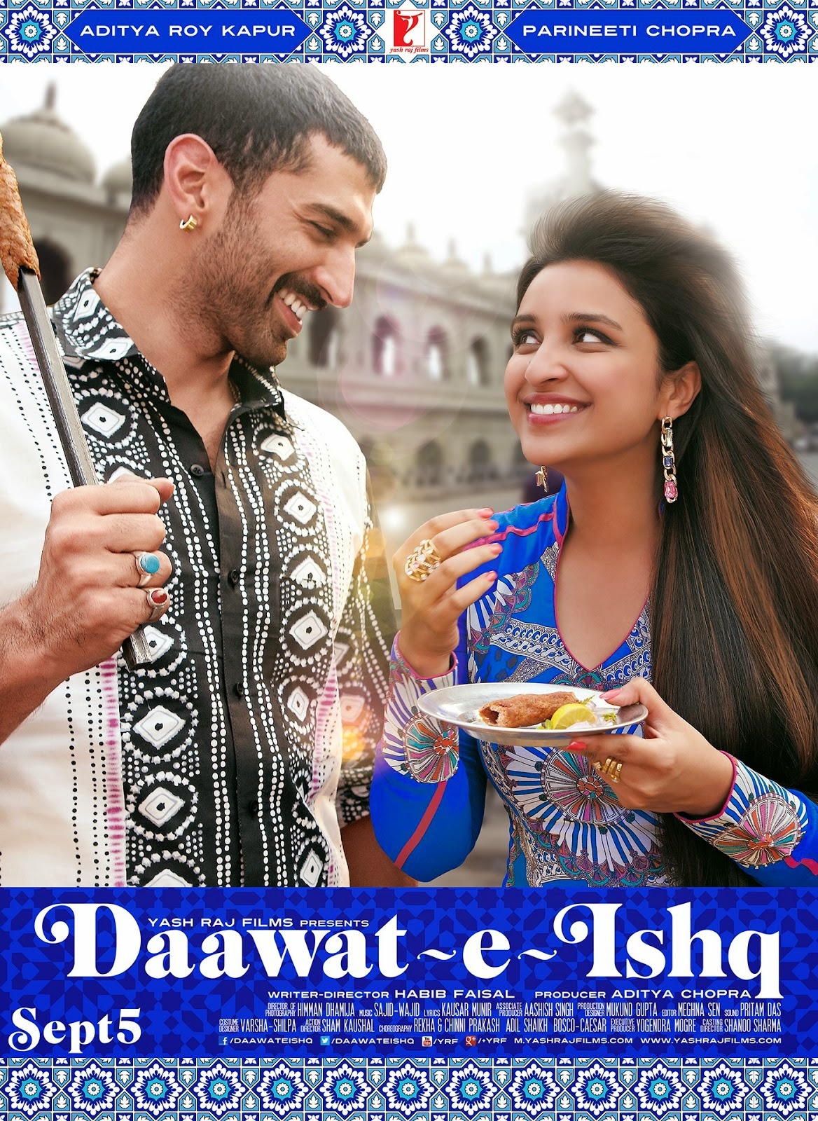 Movie Review: 'Daawat-e-Ishq' celebration of love and food ... Daawat E Ishq