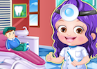 Baby Hazel Dentist Outfit