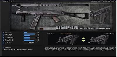 UMP-45 Ext.