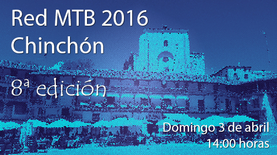 Red MTB 2016 Chinchón
