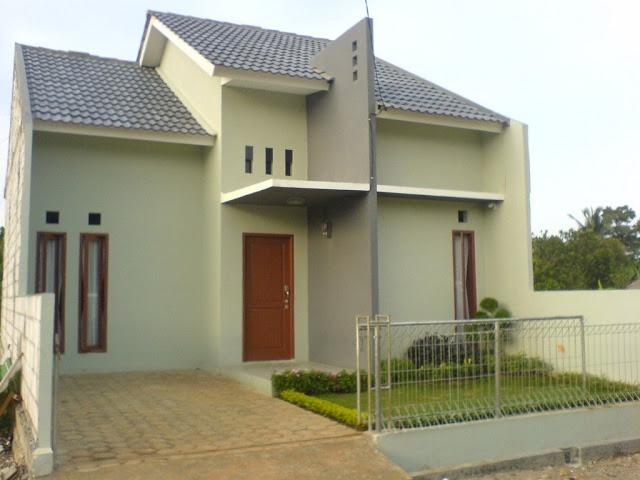 rumah sederhana minimalis di kampung