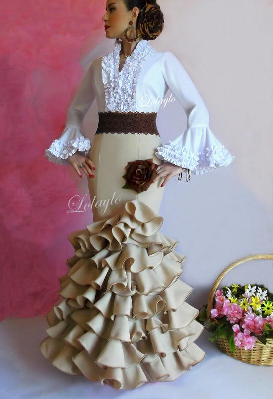 Vestidos rocieros baratos