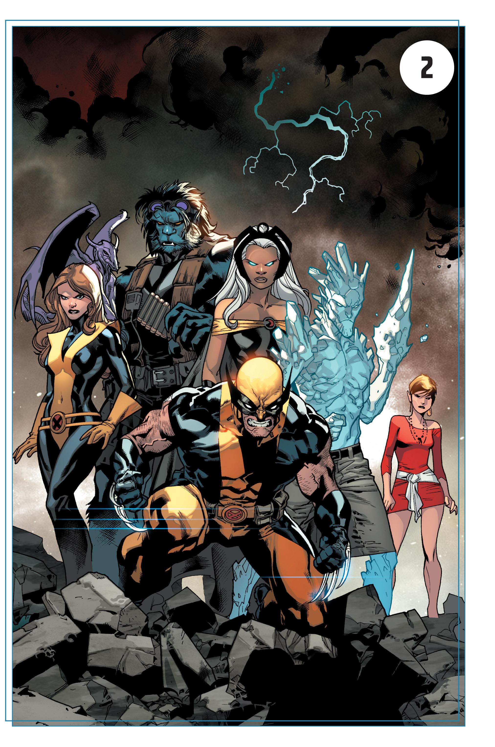Read online All-New X-Men (2013) comic -  Issue # _Special - Yesterday's X-Men - 107