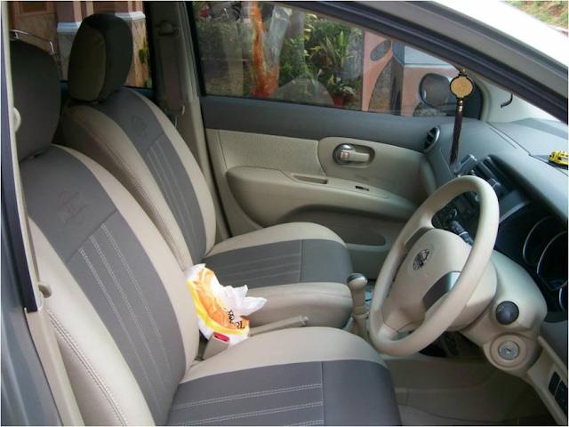 Warna Jok Mobil Elegan Terbaru