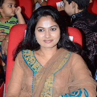 Suhasini stills at adda audio launch