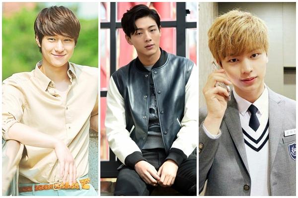 3 chàng mỹ nam số nhọ của màn ảnh Hàn