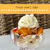 Individual Peach Short Cakes