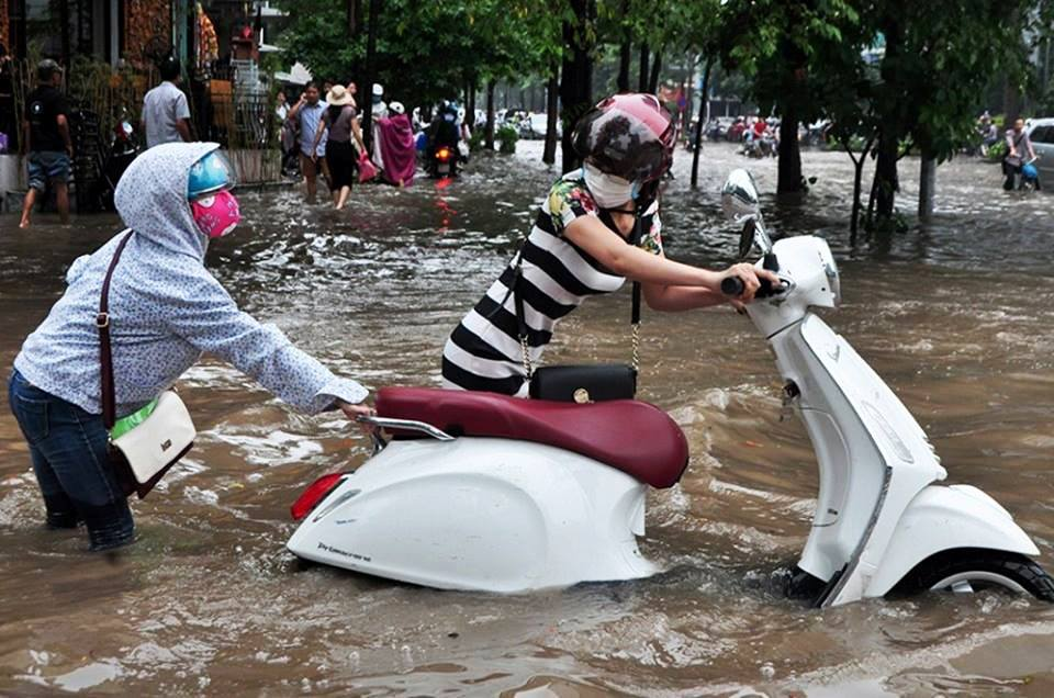 Hanoi May Weather and Temperature